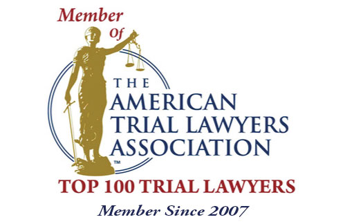 American Trial Lawyers Association Top 100 Trial Lawyers